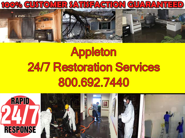 appleton restoration pros