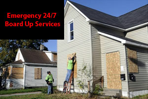 Board Up Service Wisconsin