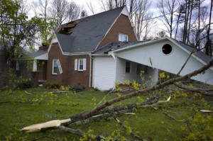 storm disaster damage